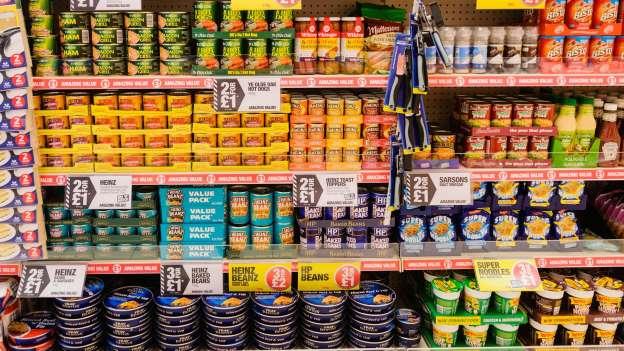 Stockpiling Brexit